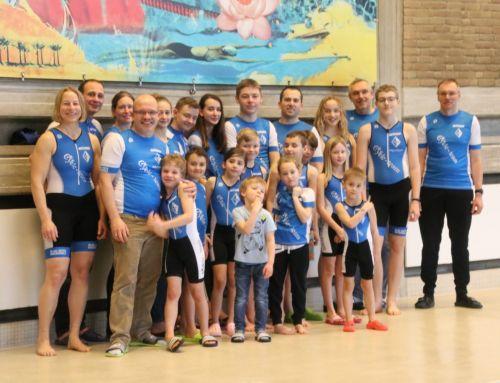 13. VAF Swim & Run in Hamburg am 23.02.2020